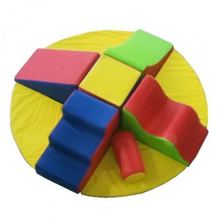 Playground Maternal III com 10 peças