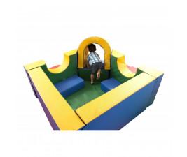 Playground Espumado Interno I com 11 peças