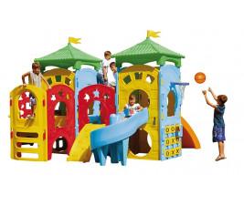 Playground Modular Adventure Xalingo Brinquedos