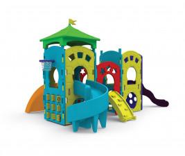 Playground Modular Future Xalingo Brinquedos