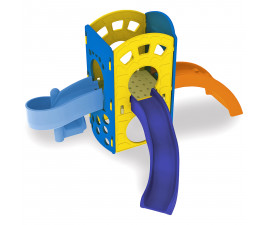 Playground Modular Global Xalingo Brinquedos