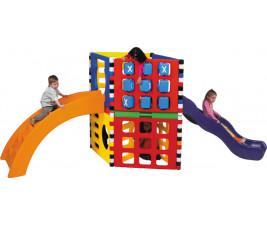 Playground Polyplay Super Xalingo Brinquedos