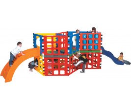 Playground Polyplay Mega Xalingo Brinquedos