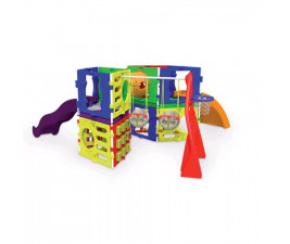 Playground Polyplay Cosmos Xalingo Brinquedos