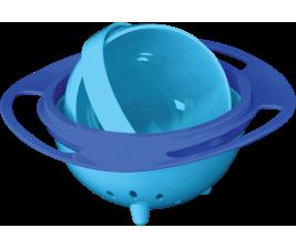 Prato Mágico Giratório Azul