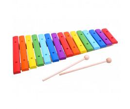 Xilofone de Madeira Tooky Toy